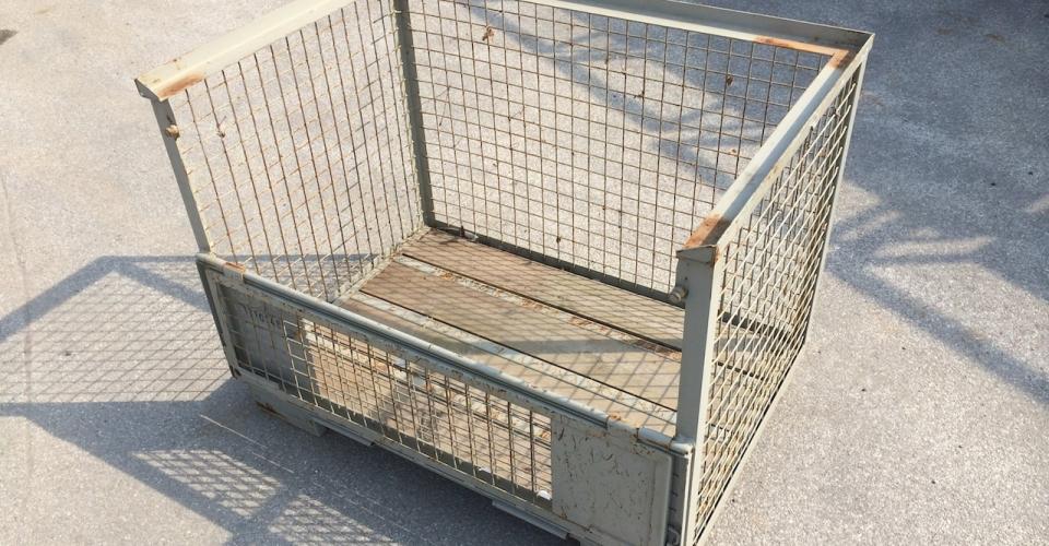 EUR-Gitterbox 3