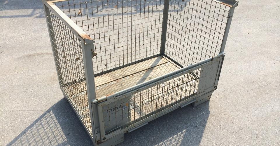 EUR-Gitterbox 7