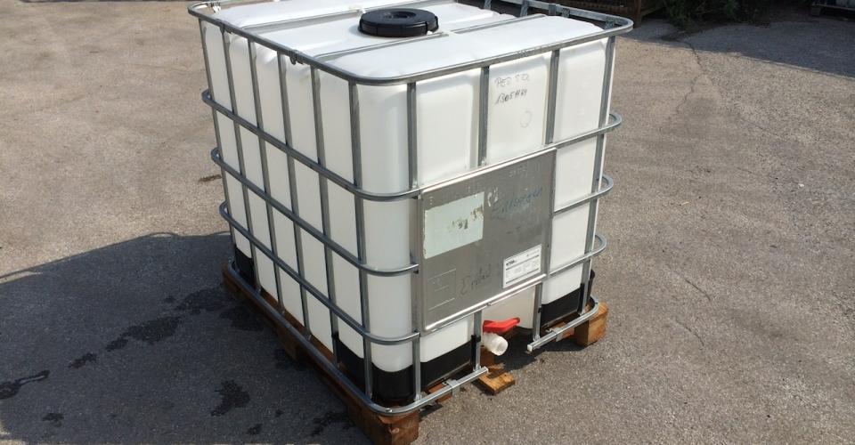 IBC-Container 1